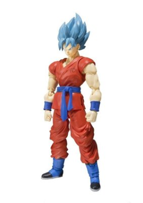 Son Goku Super Saiyan God Dragon Ball Z - S.H.Figuarts Bandai