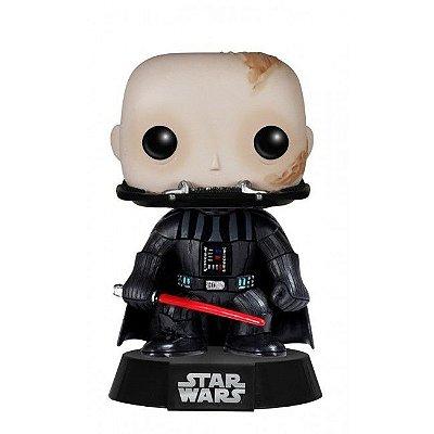 Darth Vader Unmasked - POP Funko