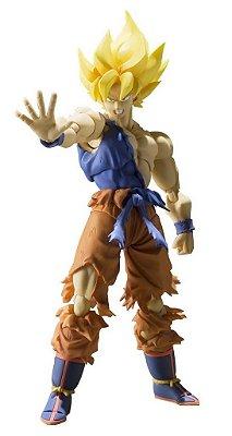 Super Saiyan Son Goku - Super Warrior Awakening S.H.Figuarts