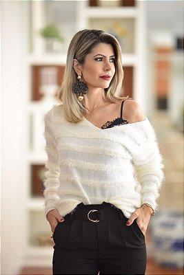 Tricot Mila - Off White