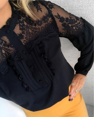 Blusa Leila
