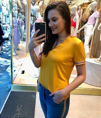 T-Shirt Malha - Stephanie