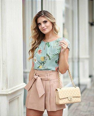 Blusa Floral - Eloisa