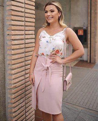 Regata Floral - Leticia