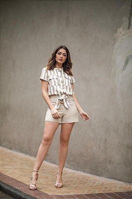Shorts Linho - Sandra