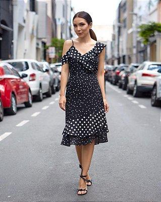 Vestido Poá - Lala