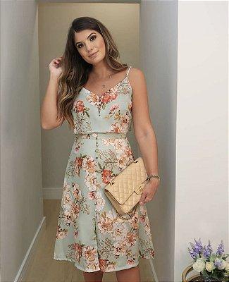 Regata Floral - Carol