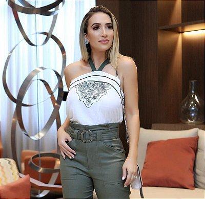 Blusa Bordada - Danila