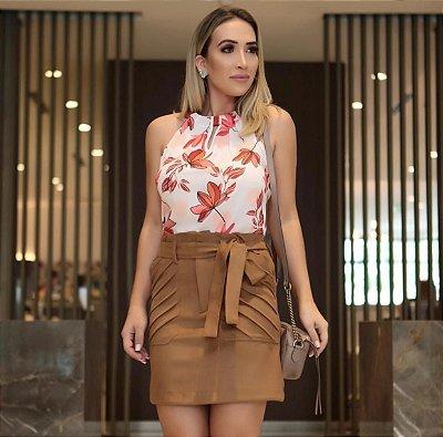 Blusa Floral - Stephanie