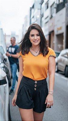 Blusa crepe - Roberta