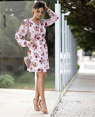 Vestido Floral- Jhennifer
