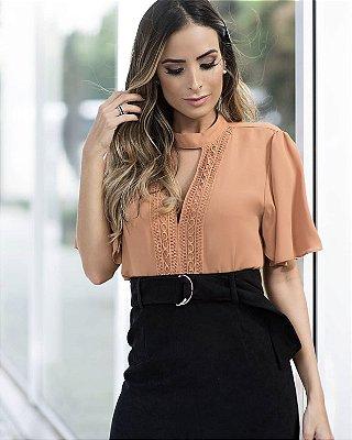 Blusa Crepe - Gabriela