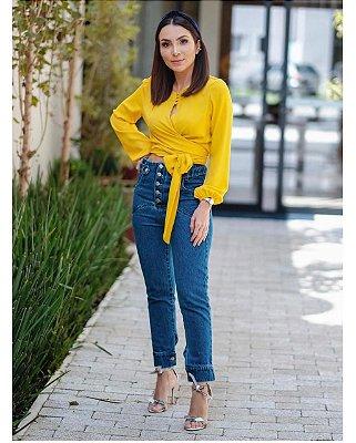 Calça Jeans - Lalá