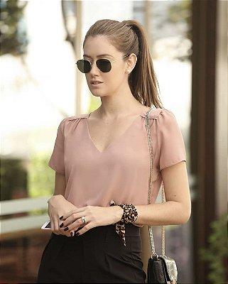 Blusa Crepe - Stephanie (CORES)