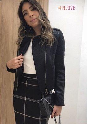 Jaqueta Tweed