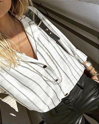 Camisa Viscose - Alexa