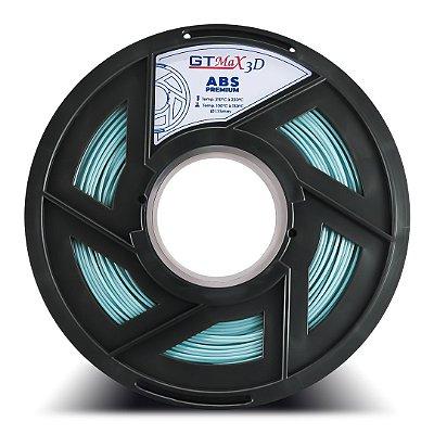 Filamento ABS Premium 1.75mm GTMax3D - Azul Bebê
