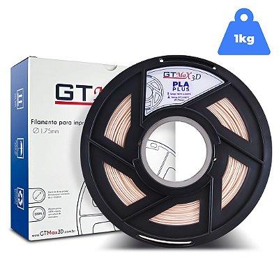 Filamento PLA 1.75mm GTMax3D - Nude 1kg