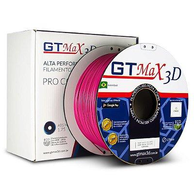 Filamento ABS Premium MG94 1.75mm GTMax3D - Rosa