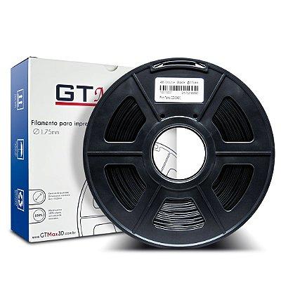 Filamento Condutivo 1.75mm GTMax3D - Grafite 1KG