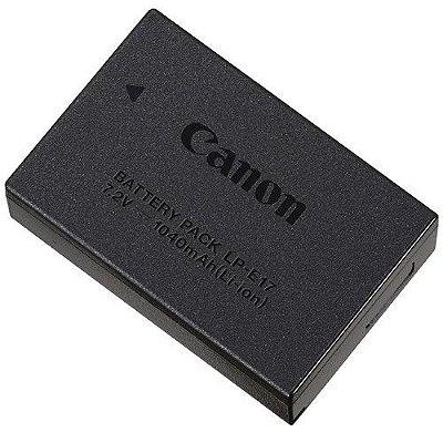 Bateria Canon LP-E17 para Câmeras EOS RP Mirrorless