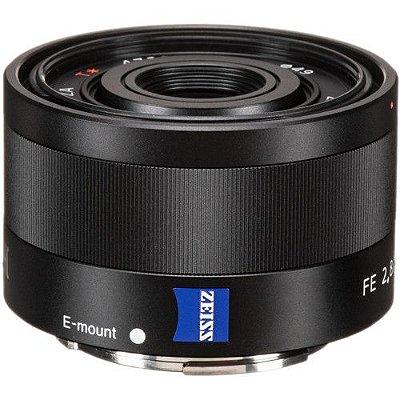 Lente Sony Sonnar T FE 35mm f/2.8 ZA