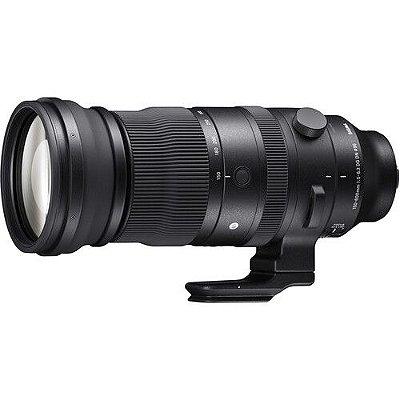Lente Sigma 150-600mm f/5-6.3 DG DN OS Sports para Câmeras Sony E