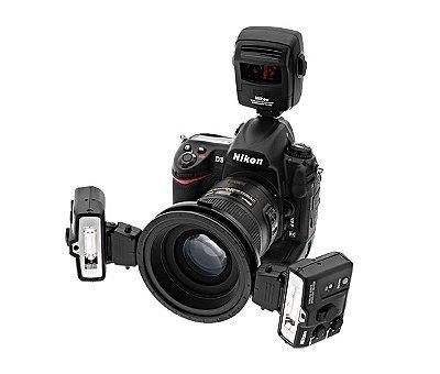 Sistema de Flash Speedlight close-up sem fio Nikon R1C1 iluminação para close-up