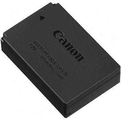 Bateria Canon LP-E12 para Câmeras EOS M100 / EOS M50 / Rebel SL1 / EOS M / PowerShot SX70 HS