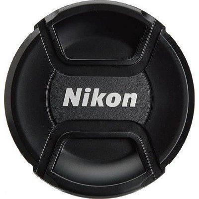 Tampa da lente Nikon LC-52 tamanho 52mm