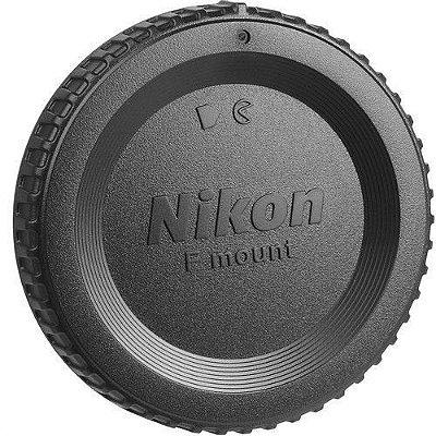 Tampa Nikon BF-1B compatível com todas as Câmeras Nikon DSLR