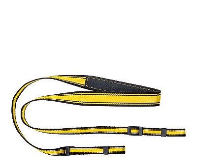 Alça Nikon AN-4Y Nylon Neck Strap (Yellow) para Câmeras Nikon DSLR