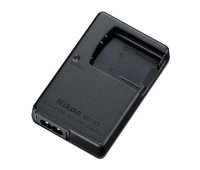 Carregador Nikon MH-63 para Bateria Nikon EN-EL10 Câmeras COOLPIX S3000 / S4000 / S5100 / S570