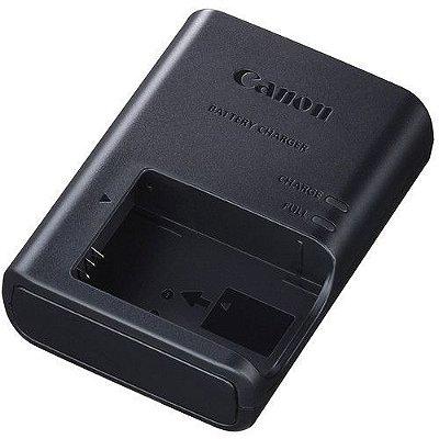 Carregador Canon LC-E12 para Bateria Canon LP-E12 para Câmeras EOS M50  / EOS M100  / Rebel SL1