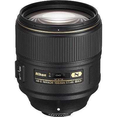 Lente Nikon AF-S NIKKOR 105mm f/1.4E ED