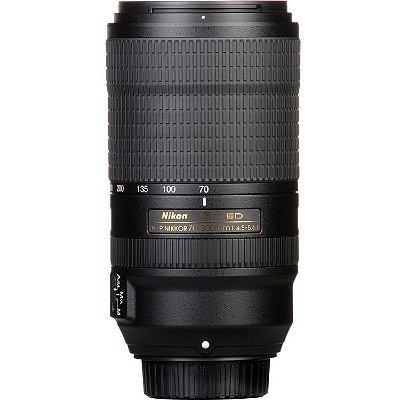 Lente Nikon AF-P NIKKOR 70-300mm f/4.5-5.6E ED VR
