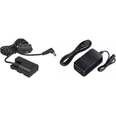 Adaptador Canon AC Adapter Kit ACK-E6N para Câmera EOS 5D / 6D / 7D / EOS R / EOS R5 / EOS R6