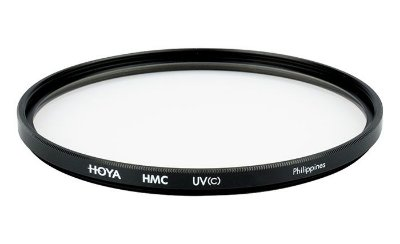 Filtro HOYA 55mm UV (C) HMC Multicoated Slim Frame
