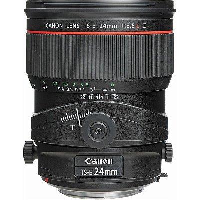 Lente Canon TS-E 24mm f/3.5L II Tilt-Shift