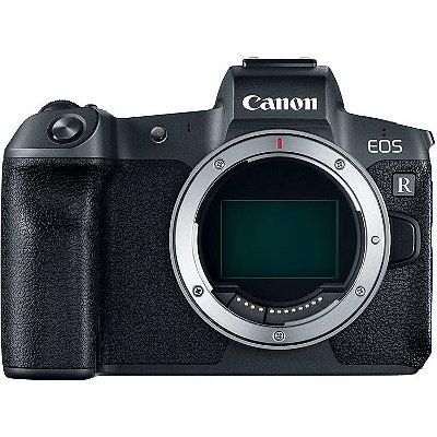 Câmera Canon EOS R Mirrorless Corpo