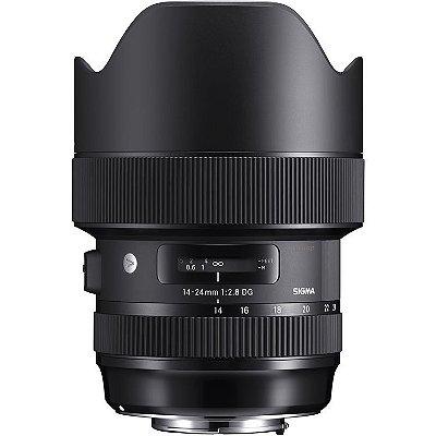 Lente Sigma 14-24mm f/2.8 DG HSM Art para Câmeras Nikon