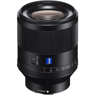 Lente Sony Planar T* FE 50mm f/1.4 ZA