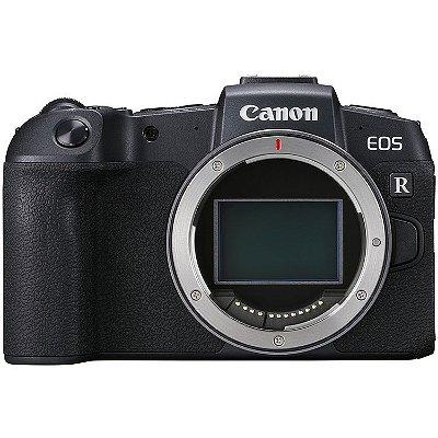 Câmera Canon EOS RP Mirrorless Corpo com Adaptador Canon EF-EOS R
