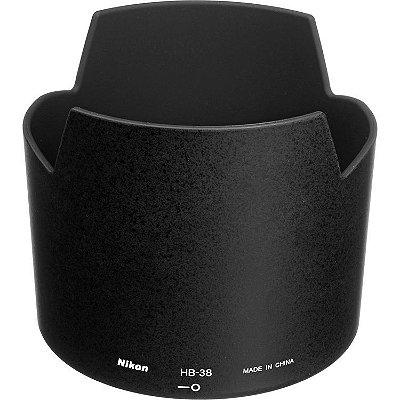 Parasol Nikon HB-38 para Lente Nikon Micro-Nikkor 105mm f/2.8G ED-IF AF-S VR