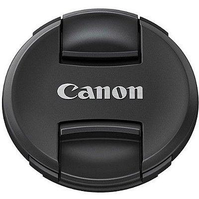 Tampa de Lente Canon 77mm Lens Cap E-77 II