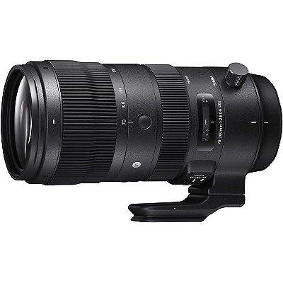 Lente Sigma 70-200mm f/2.8 DG OS HSM Sports para Câmeras Nikon