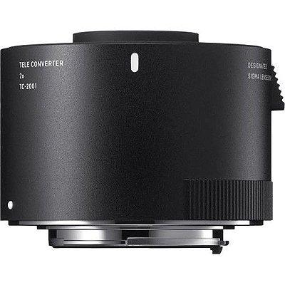 Teleconverter Sigma TC-2001 2x para Câmeras Canon EOS