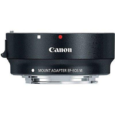 Adaptador Canon EF-M para Lentes Canon EF / EF-S