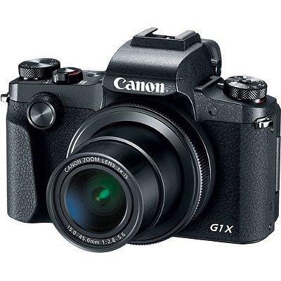 Câmera Canon PowerShot G1 X Mark III