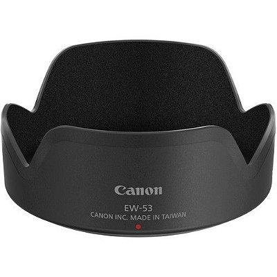 Parasol Canon EW-53 para Lente Canon EF-M 15-45mm f/3.5-6.3 IS STM